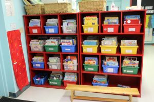 RNS Facility, Rothesay Nursery School, Preschool, Rothesay NB, Lending Library, Preschool